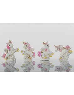 UNICORNO MINI ROSA 4 ASS*5*5*6