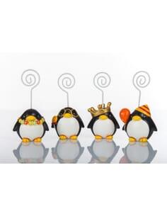 Memoclip pinguino